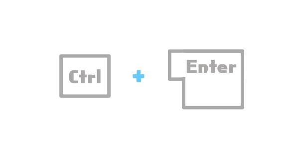 Excel時短  同じデータを【最速】入力する方法16