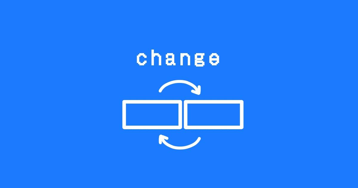 Excel時短 入力したセルを【自由に】入れ替える方法